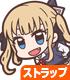 冴えない彼女の育てかた/冴えない彼女の育てかた♭/澤村・スペンサー・英梨々つままれストラップ フラットVer.