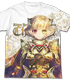 光焔の御子シャルロット フルグラフィックTシャツ