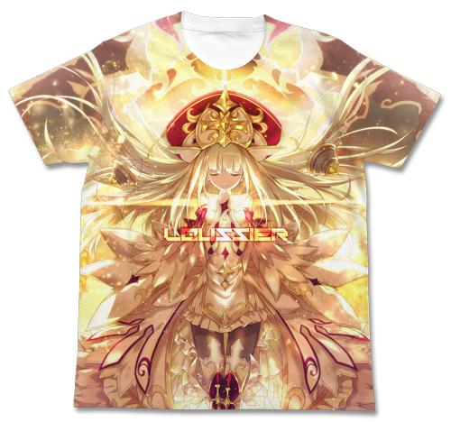 白猫プロジェクト/白猫プロジェクト/贖罪の聖女ルウシェ フルグラフィックTシャツ