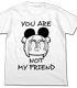 ポプ子のけものTシャツ