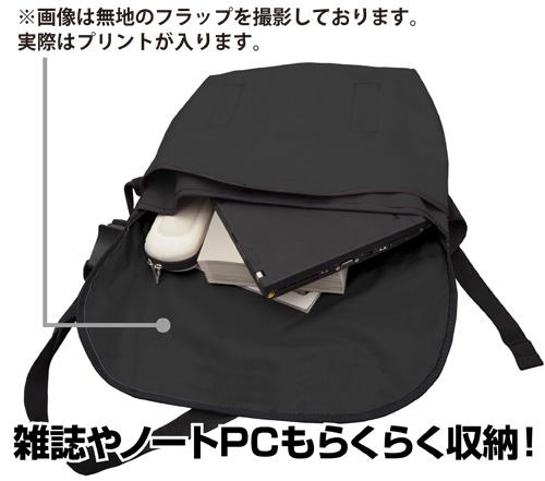 ラブライブ!/ラブライブ!サンシャイン!!/黒澤ダイヤ リバーシブルメッセンジャーバッグ