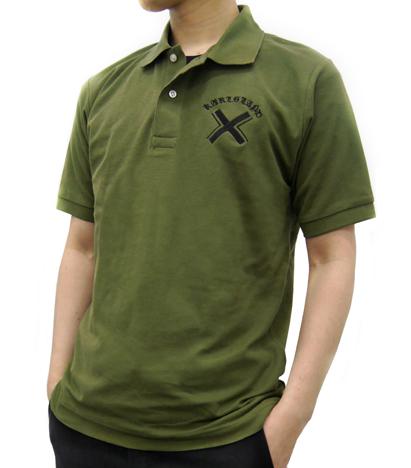 ストライクウィッチーズ/ブレイブウィッチーズ/カールスラント刺繍ポロシャツ