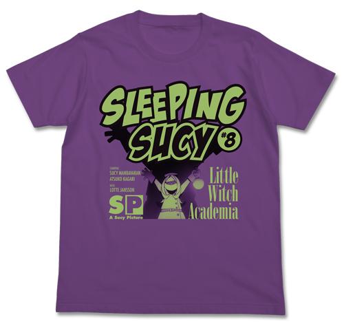 リトルウィッチアカデミア/リトルウィッチアカデミア/眠れる夢のスーシィTシャツ