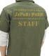 ジャパリパーク ワッペンベースワークシャツ