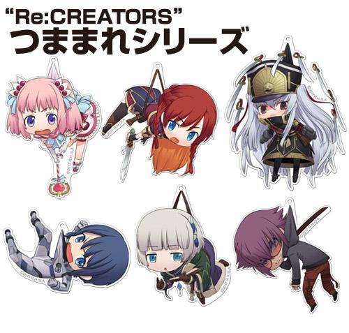 Re:CREATORS/Re:CREATORS/弥勒寺優夜アクリルつままれストラップ
