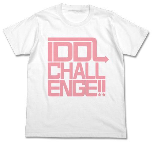 THE IDOLM@STER/アイドルマスター シンデレラガールズ/アイドルチャレンジTシャツ キュートVer.