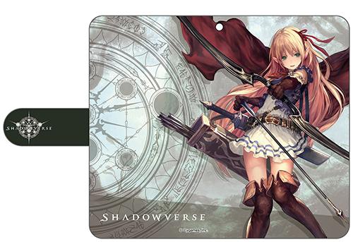 Shadowverse/Shadowverse/Shadowverse 手帳型スマートフォンケース 「アリサ」