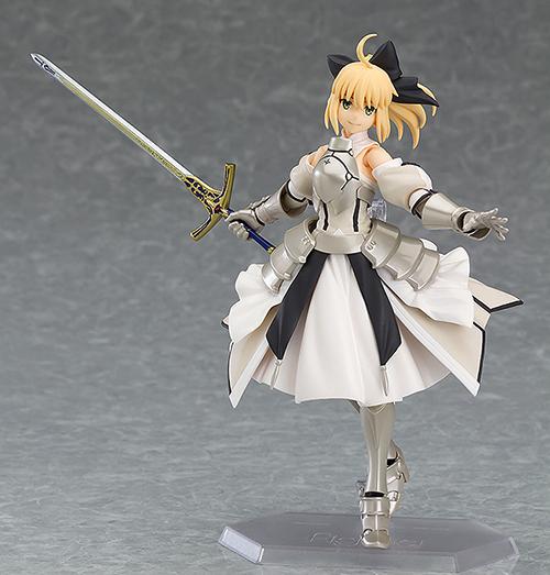 Fate/Fate/Grand Order/figma セイバー/アルトリア・ペンドラゴン[リリィ] ABS&PVC塗装済み可動フィギュア