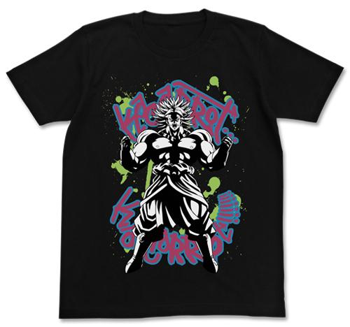 ドラゴンボール/ドラゴンボールZ/ブロリーTシャツ