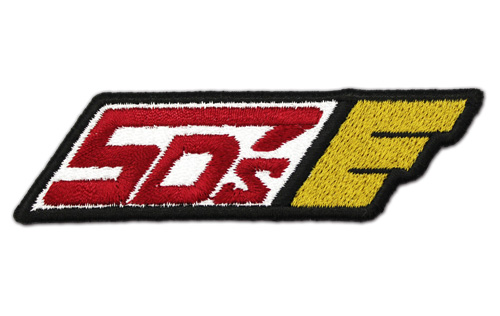 遊☆戯☆王/遊☆戯☆王5D's/チーム5D's脱着式ワッペン