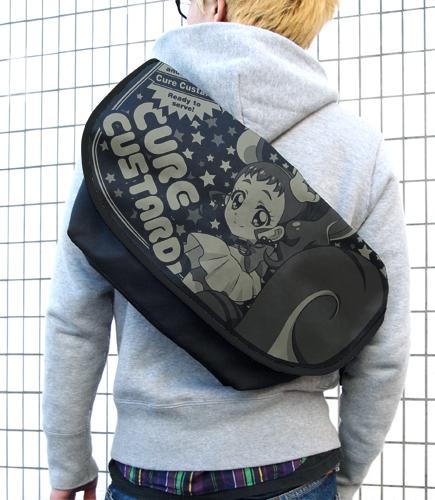 キラキラ☆プリキュアアラモード/キラキラ☆プリキュアアラモード/キュアカスタード メッセンジャーバッグ