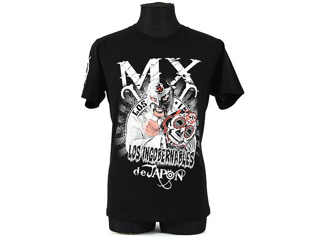 新日本プロレスリング/新日本プロレスリング/BUSHI ピクチャーTシャツ