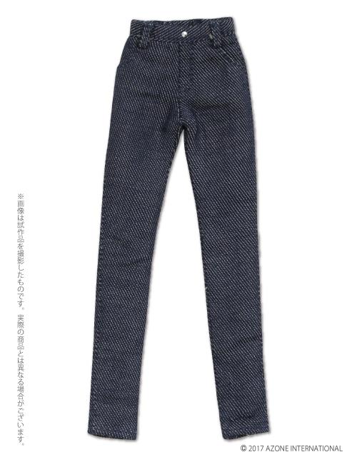 AZONE/Pureneemo Original Costume/ALB167【1/6サイズドール用】PNXSスキニーパンツ
