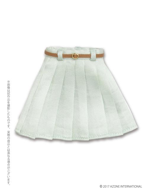 AZONE/Pureneemo Original Costume/PNM145【1/6サイズドール用】PNMレザーベルトプリーツスカート