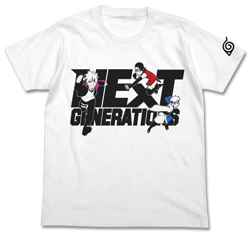 NARUTO-ナルト-/BORUTO-ボルト- NARUTO NEXT GENERATIONS/ネクストジェネレーションTシャツ