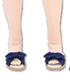 AZONE/50 Collection/FAR216【48/50cmドール用】50フラットサンダル