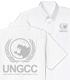 国連G対策センター オックスフォードシャツ(半袖)
