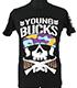 ヤングバックス「BUCKS CLUB」Tシャツ