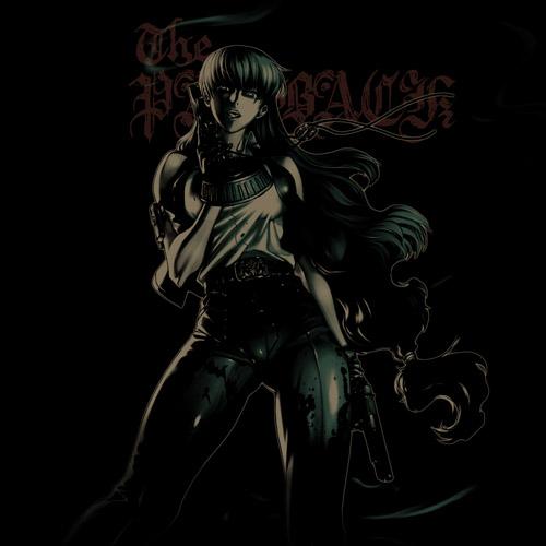 ブラック・ラグーン/ブラック・ラグーン/ロベルタPAYBACK Tシャツ