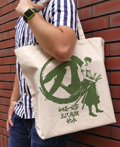 ONE PIECE/ワンピース/ゾロ ラージトート