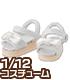 PIC146【1/12サイズドール用】 リボンストラップサン..