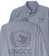 ゴジラ/ゴジラ/国連G対策センター オックスフォードシャツ(長袖)