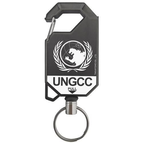 ゴジラ/ゴジラ/国連G対策センター リールキーホルダー