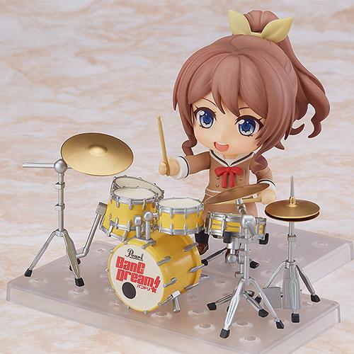 BanG Dream!(バンドリ!)/BanG Dream!(バンドリ!)/ねんどろいど 山吹沙綾 ABS&PVC塗装済み可動フィギュア