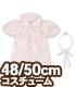 FAR217【48/50cmドール用】50シンプルブラウスセ..
