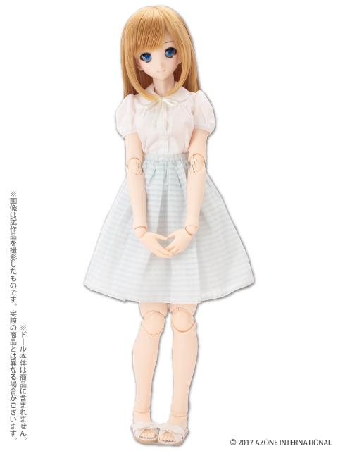 AZONE/50 Collection/FAR217【48/50cmドール用】50シンプルブラウスセット