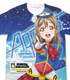 ラブライブ!/ラブライブ!サンシャイン!!/国木田花丸フルグラフィックTシャツ HAPPY PARTY TRAIN Ver.