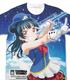 津島善子フルグラフィックTシャツ HAPPY PARTY T..