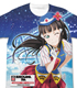 ラブライブ!/ラブライブ!サンシャイン!!/黒澤ダイヤ フルグラフィックTシャツ MIRAI TICKET Ver.
