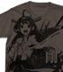 金剛改二オールプリントTシャツ