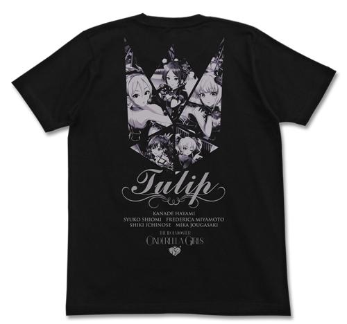 THE IDOLM@STER/アイドルマスター シンデレラガールズ/LiPPS Tシャツ