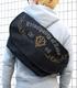 ジオン軍 刺繍メッセンジャーバッグ