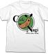 Café Nagiロゴ Tシャツ