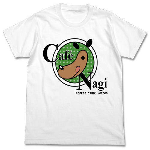 遊☆戯☆王/遊☆戯☆王VRAINS/Café Nagiロゴ Tシャツ