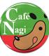 Café Nagiロゴ 缶バッジ