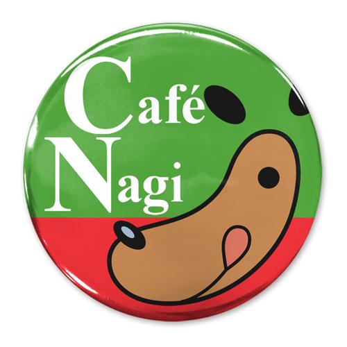 遊☆戯☆王/遊☆戯☆王VRAINS/Café Nagiロゴ 缶バッジ
