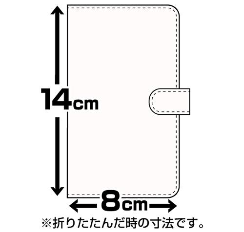 ノーゲーム・ノーライフ/ノーゲーム・ノーライフ/『白』手帳型スマホケース
