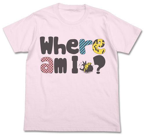 らんま1/2/らんま1/2/方向音痴のPちゃんTシャツ