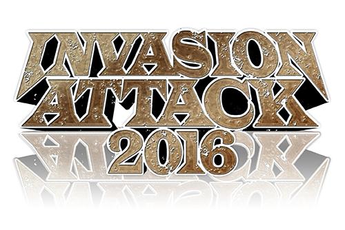 新日本プロレスリング/新日本プロレスリング/DVD INVASION ATTACK 2016