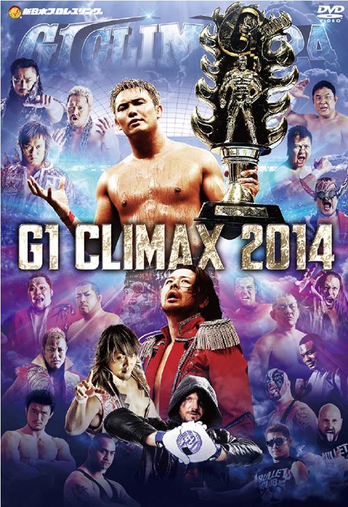 新日本プロレスリング/新日本プロレスリング/DVD G1 CLIMAX2014