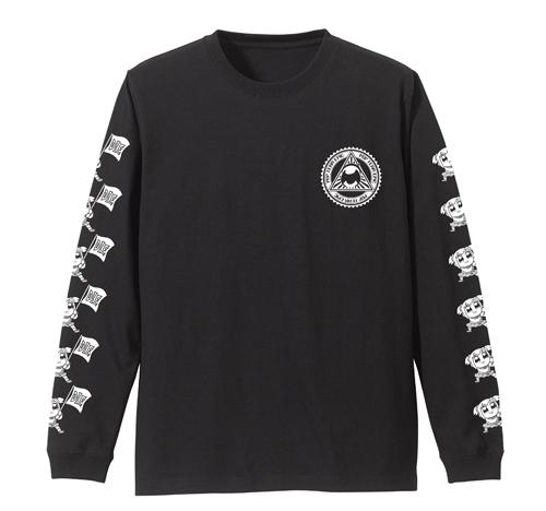 ポプテピピックDIE ロングスリーブTシャツ