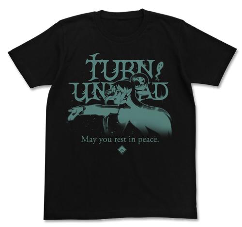 この素晴らしい世界に祝福を!/この素晴らしい世界に祝福を!2/アクアのターンアンデッドTシャツ
