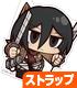 ミカサ アクリルつままれストラップ Ver.3.0