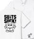 ★限定★ポプテピピックSUITSUCKオックスフォードシャツ..