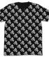 EDMオールプリントTシャツ