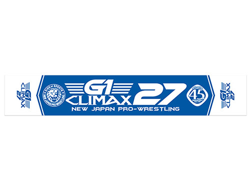 新日本プロレスリング/新日本プロレスリング/G1 CLIMAX 27 大会記念マフラータオル